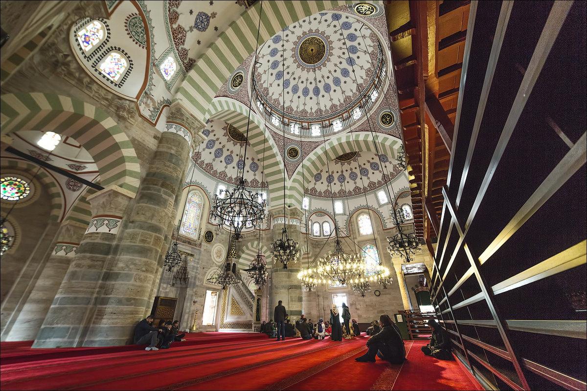 Мечеть Михримах в Стамбуле - Ирина Лепнёва