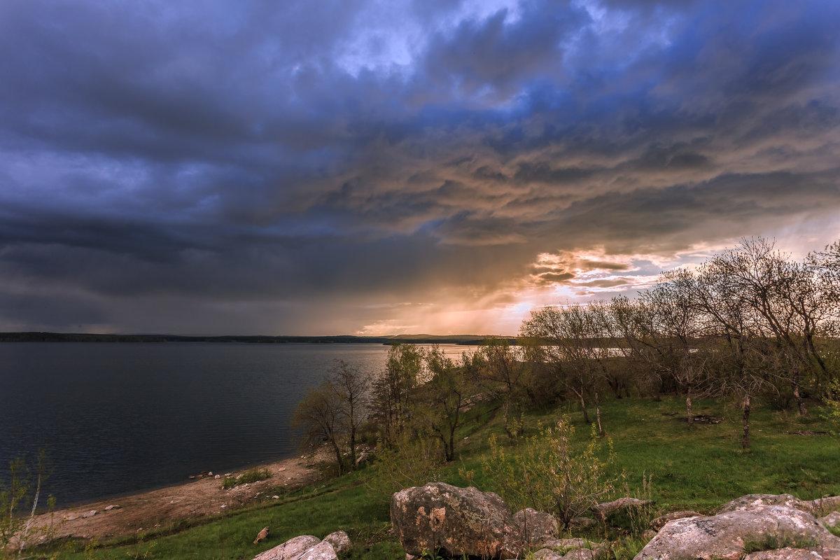 вечерний свет - Василий И Иваненко