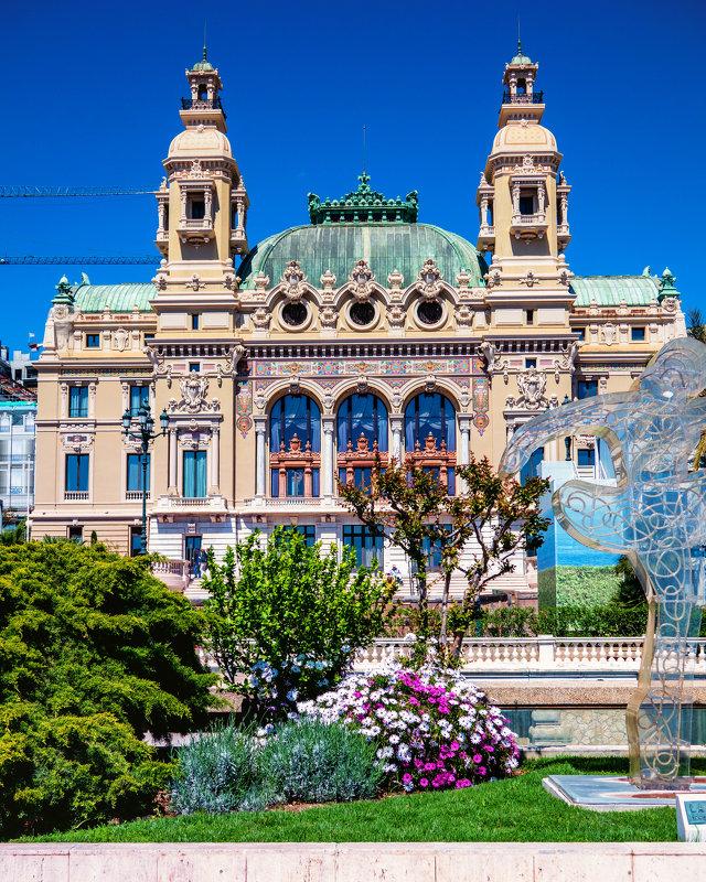 казино в Монте-Карло, Монако - Dimirtyi