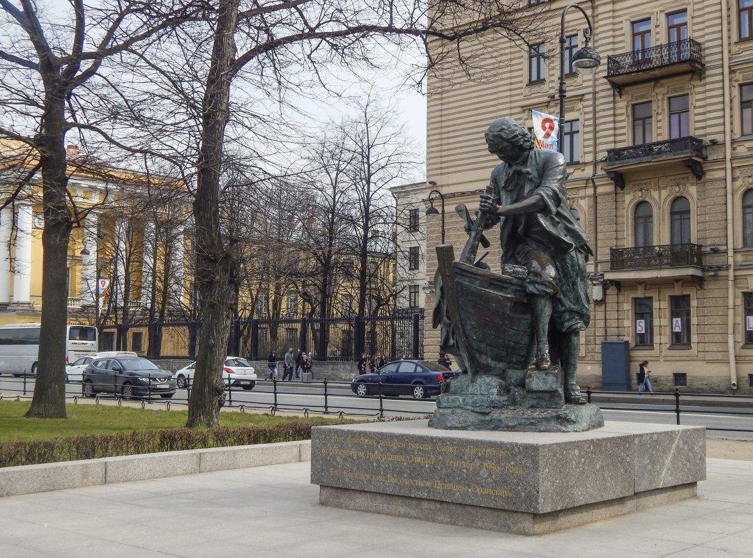 Санкт-Петербург. Памятник Петру. - Лариса (Phinikia) Двойникова