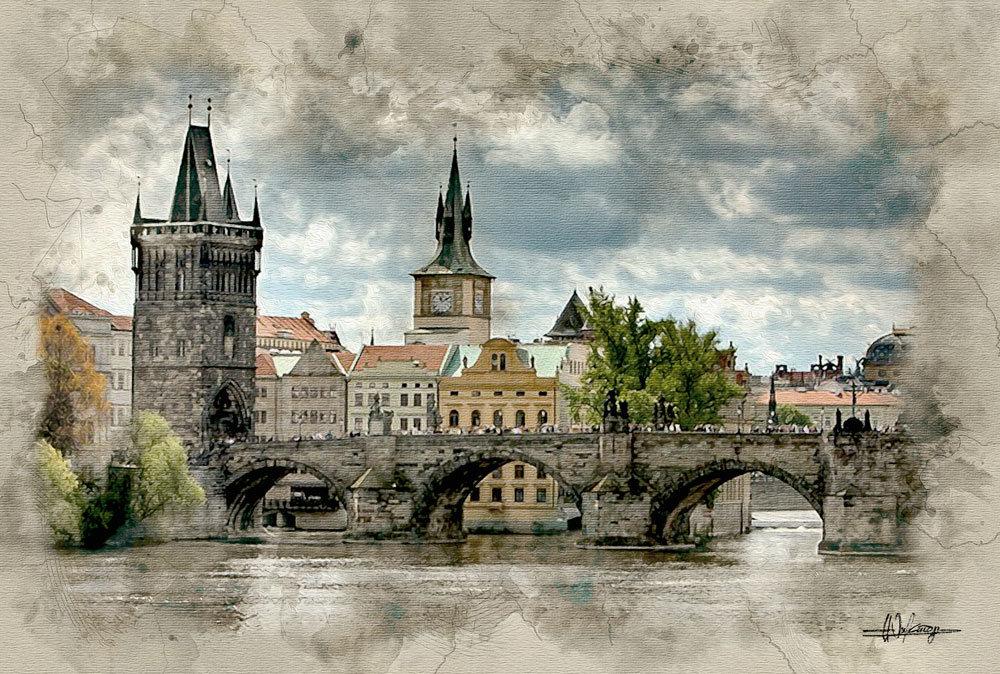 Прага - Виктор К Доние