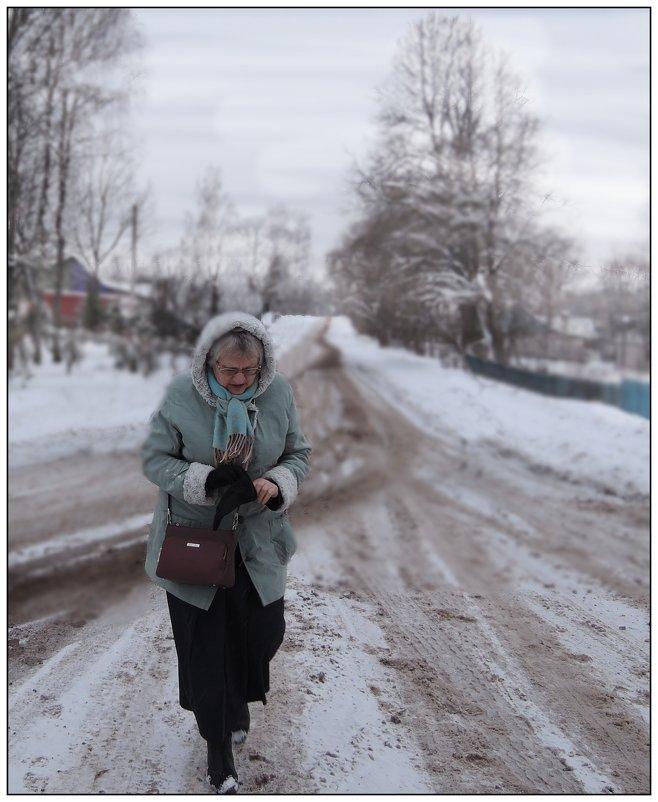 Долгая дорога домой. - Александр Сапунов
