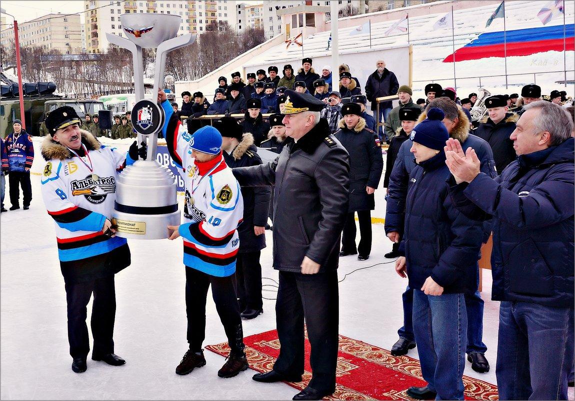 Чемпионы - Кай-8 (Ярослав) Забелин