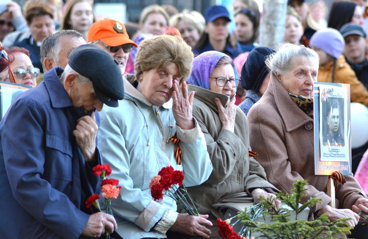слезы памяти - Мария Кузнецова (Суворова)