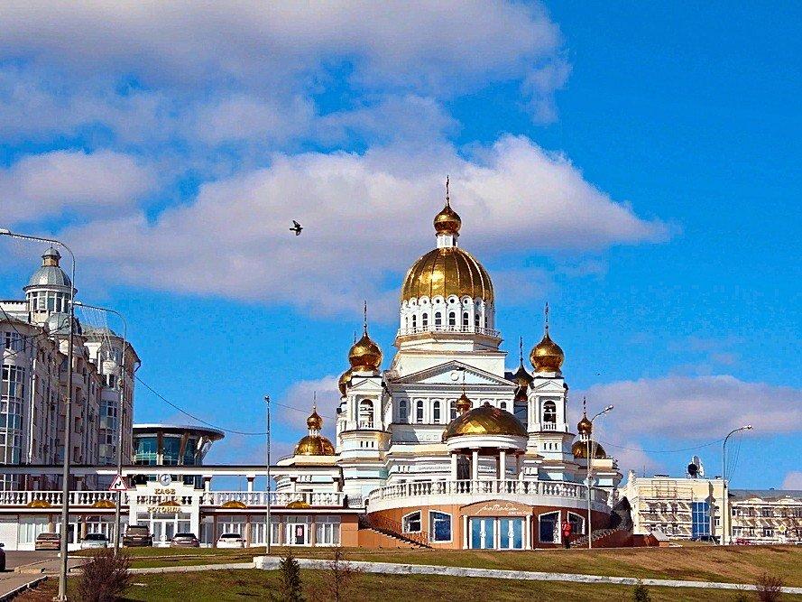 Храм Святого праведного воина Федора Ушакова - Люба (Or.Lyuba) Орлова