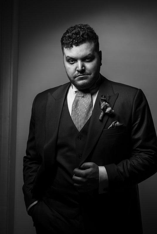 Свадебный портрет - Иван Кочергин
