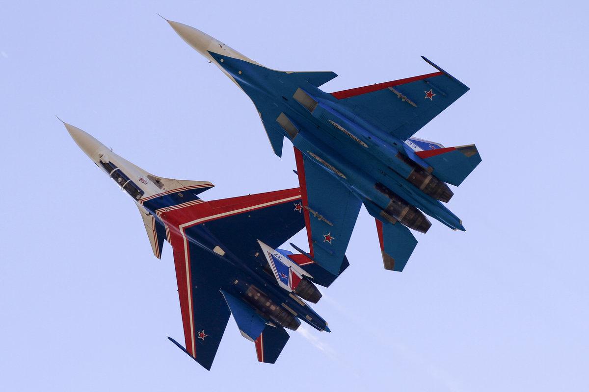 """Зеркало"" Русские Витязи - Anna Yurgenson"