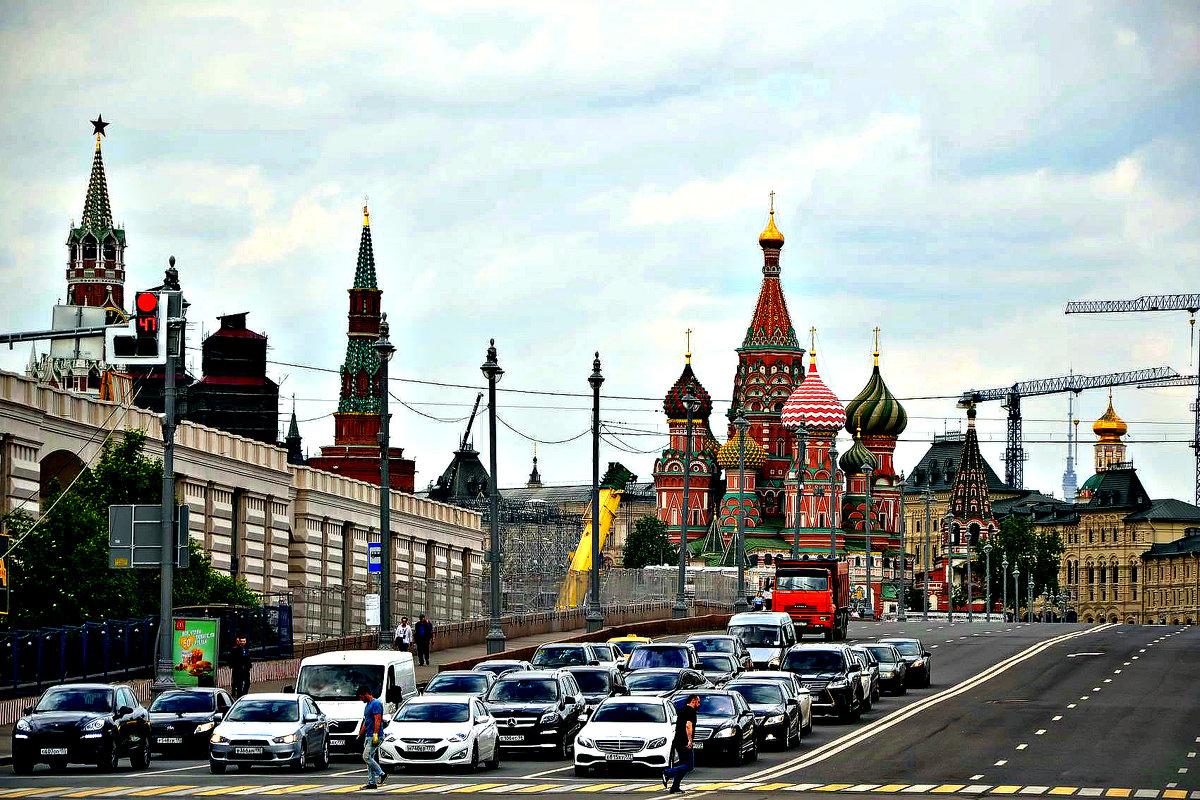 Москва. - Михаил Столяров
