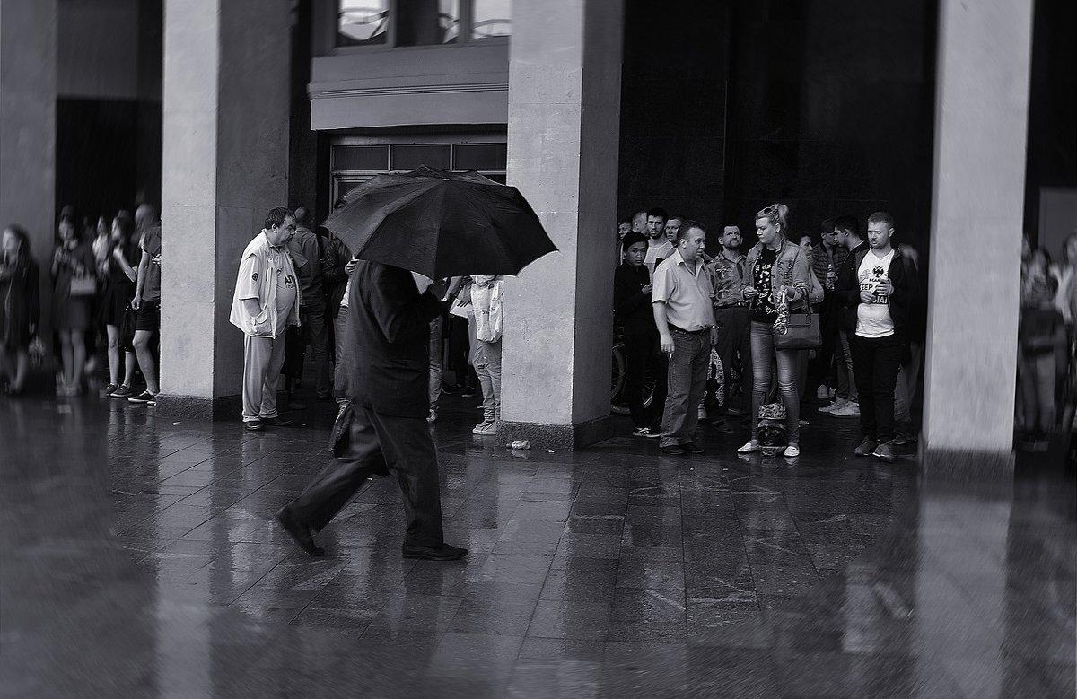 Дождь - dindin
