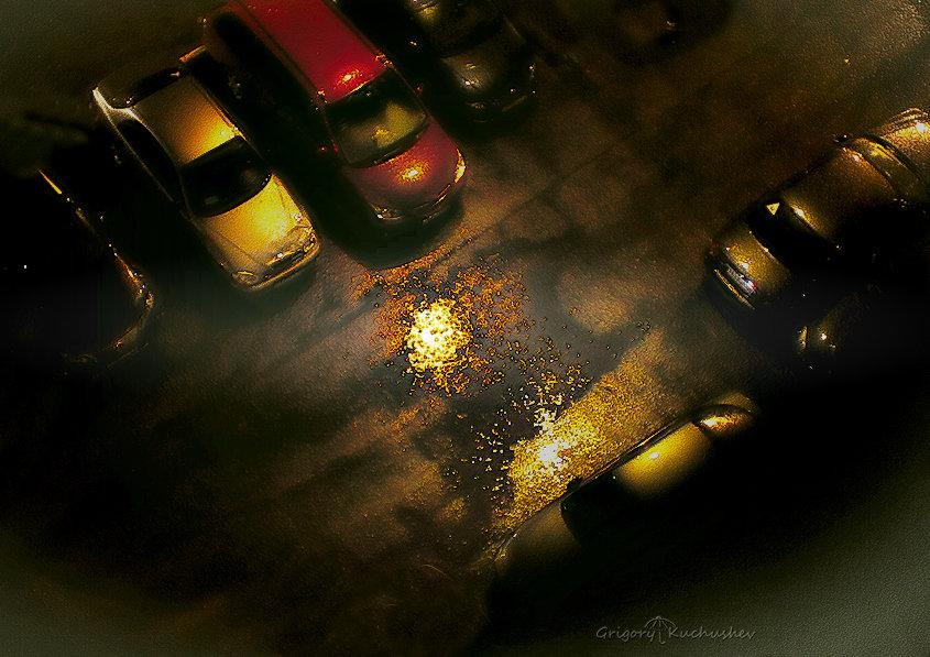 Жёлтый дождь - Григорий Кучушев