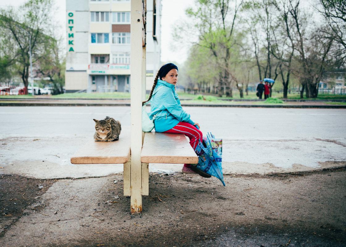 В ожидании - Александр Чупин