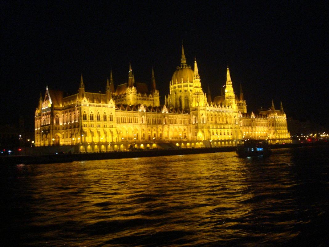 Будапешт. Парламент - svk
