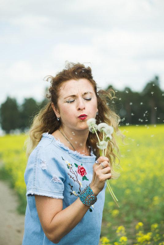 Ветер) - Толеронок Анна