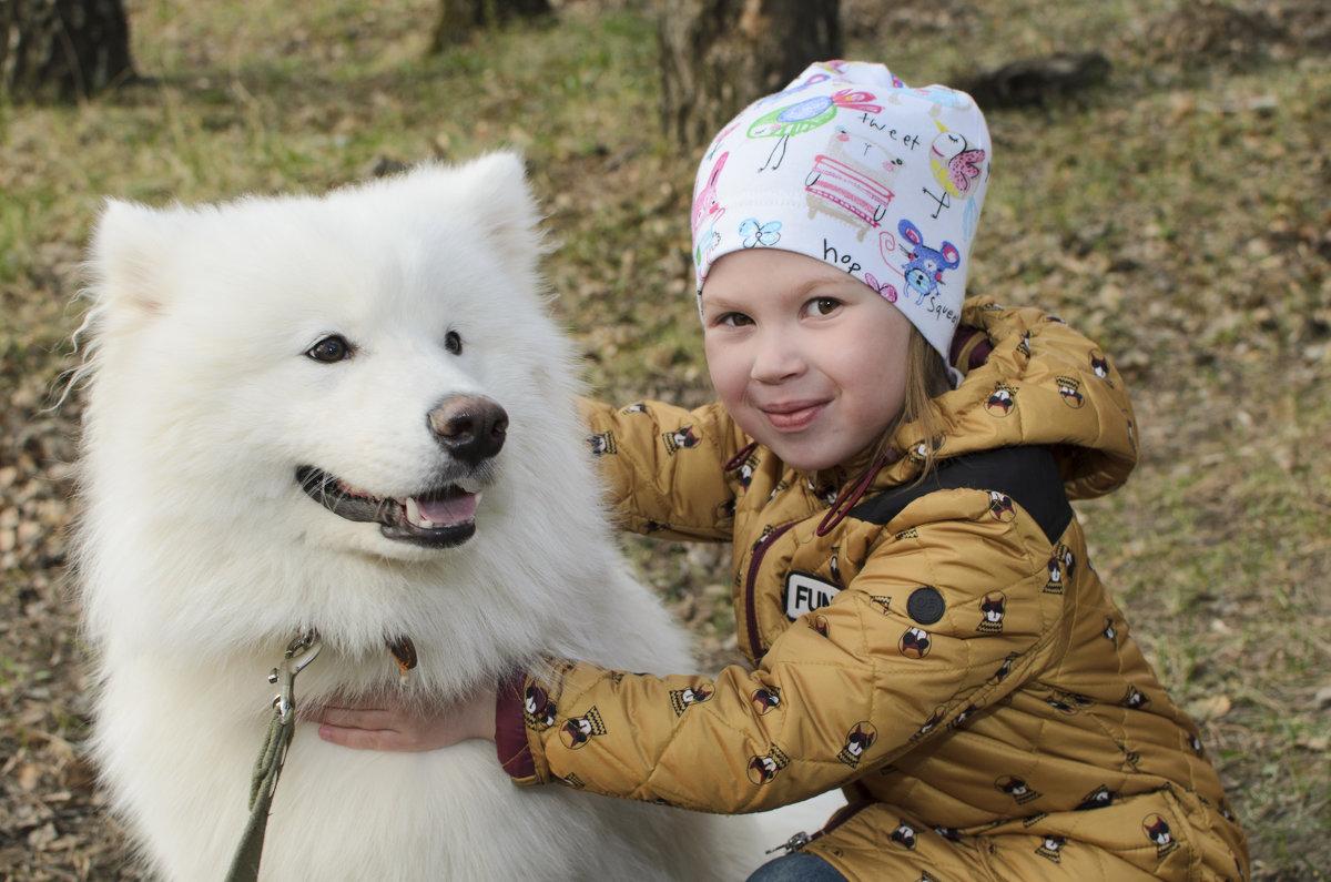 Человек собаке друг! - Ольга Русакова