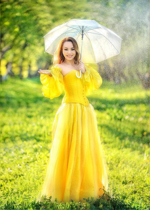 ...просто летний дождь прошёл... - Татьяна Полянская