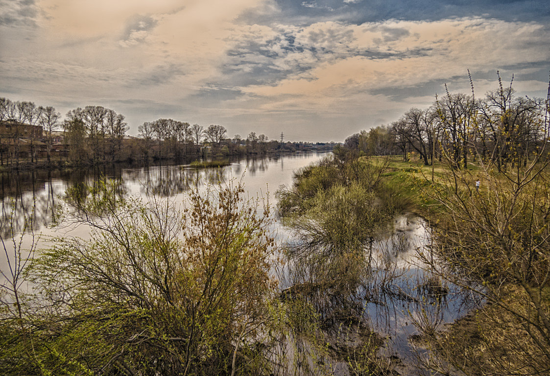Река Клязьма - Сергей Цветков