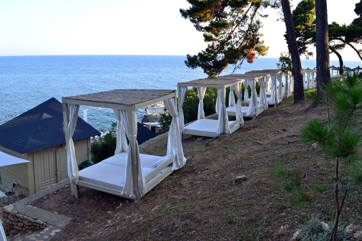 Пляжи Ульциня - Ольга