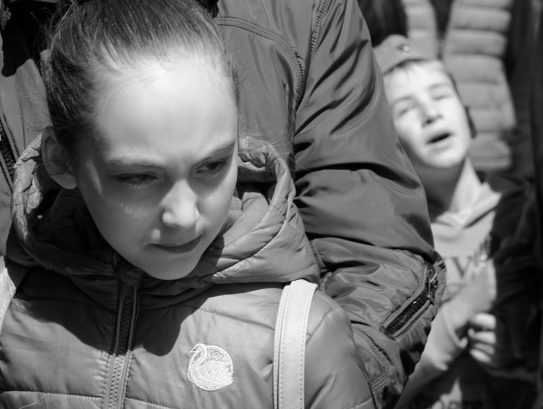 Отряд не заметил потери бойца - Евгений Карский