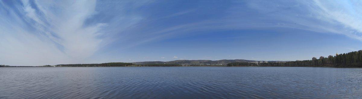 Панорама Озера. - Вадим Басов