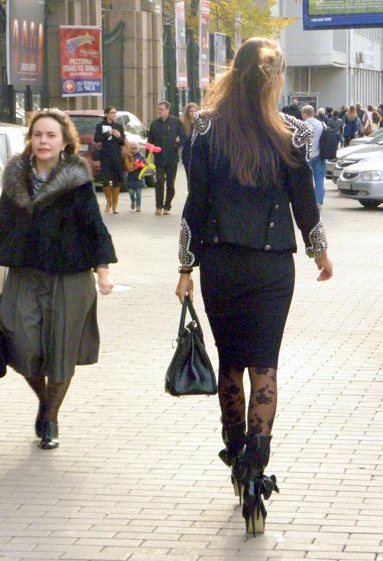 Московские модницы - Елена