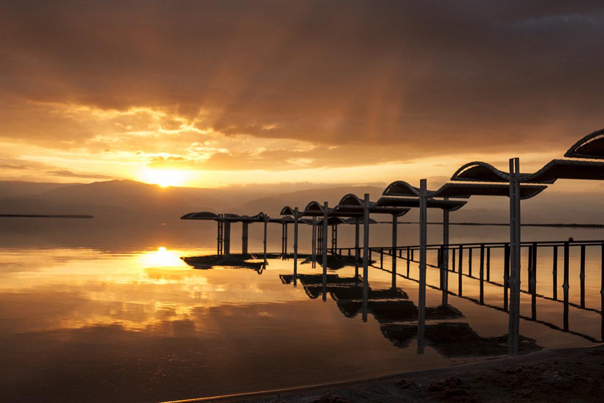 Утро на Мертвом море - Ольга Саранцева
