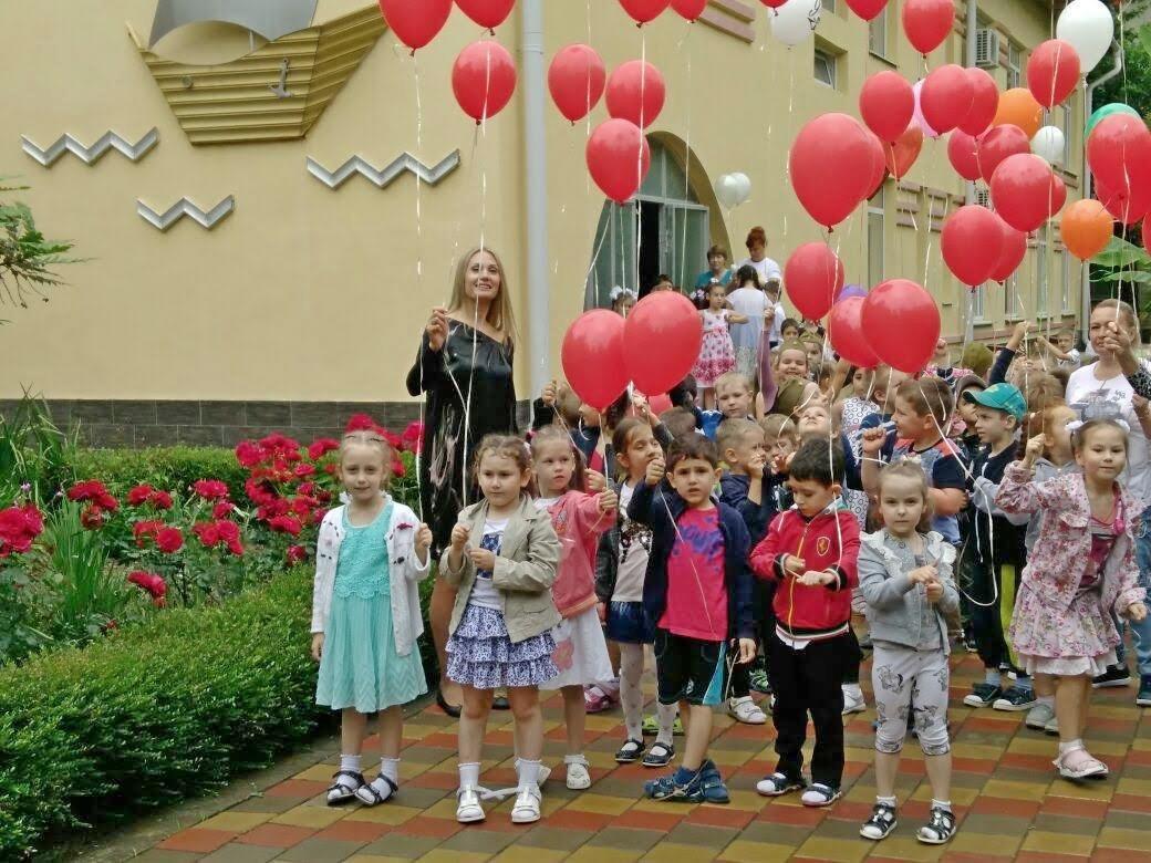 День Победы в детском саду - Tata Wolf