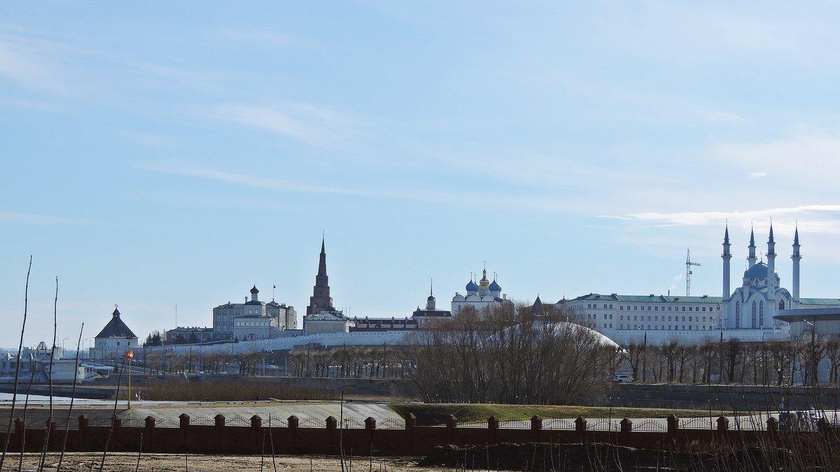 Ранним утром в Казани - Ирина Козлова