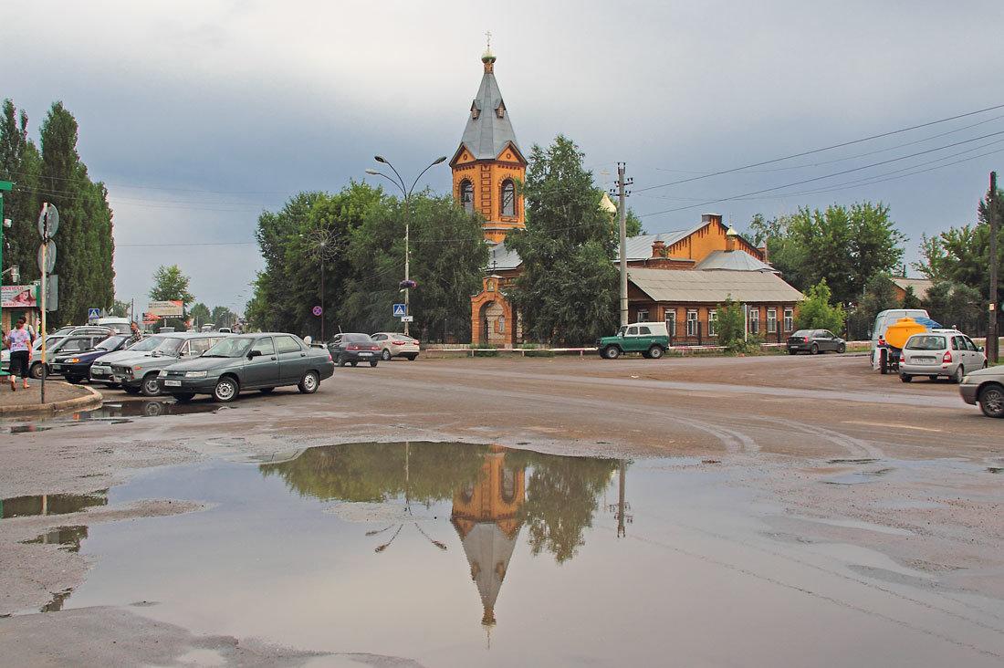 Привокзальная площадь. Бузулук. Оренбургская область - MILAV V