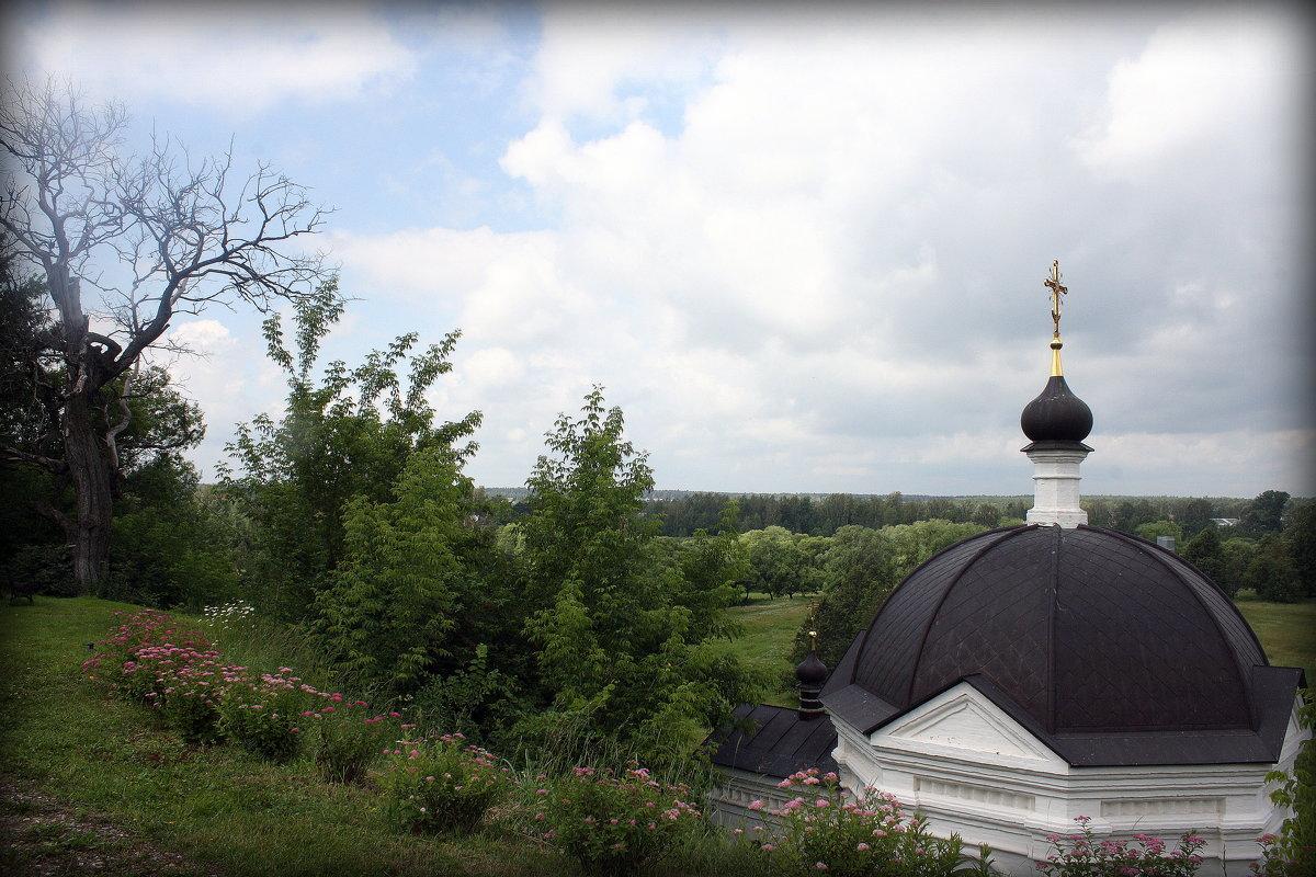 часовня Сято-Благовещенского монастыря г Киржач - Любовь