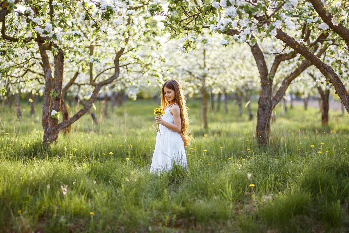 майский сад - Надежда Городецкая