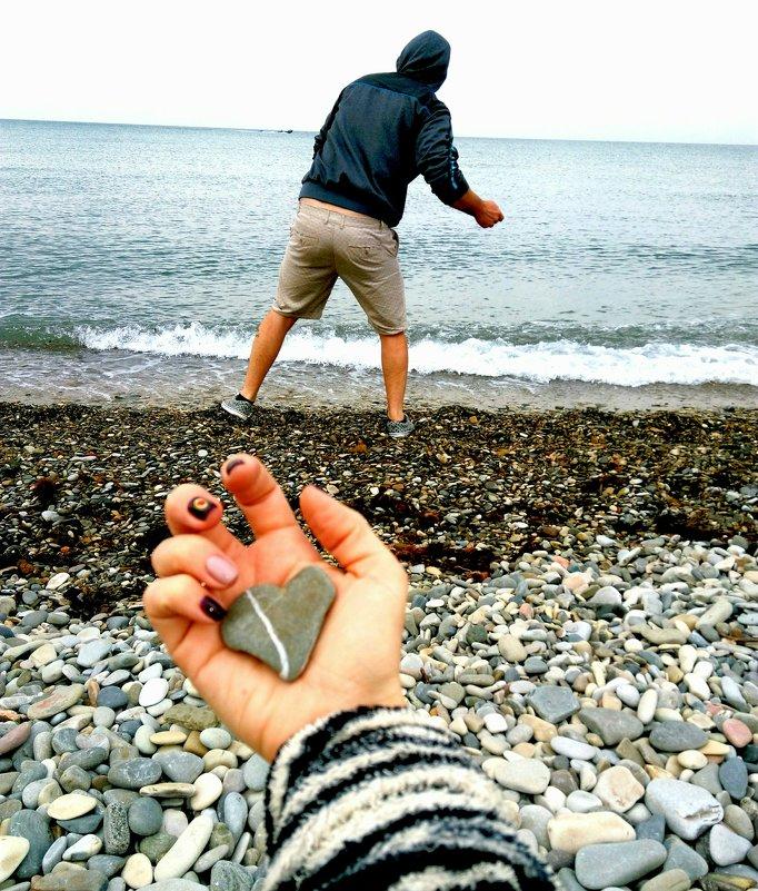 Камень-сердце - Яна