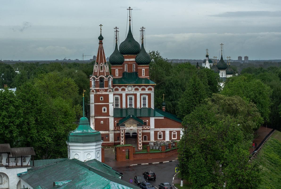 Ярославль Церковь Михаила Архангела - Наталья Левина