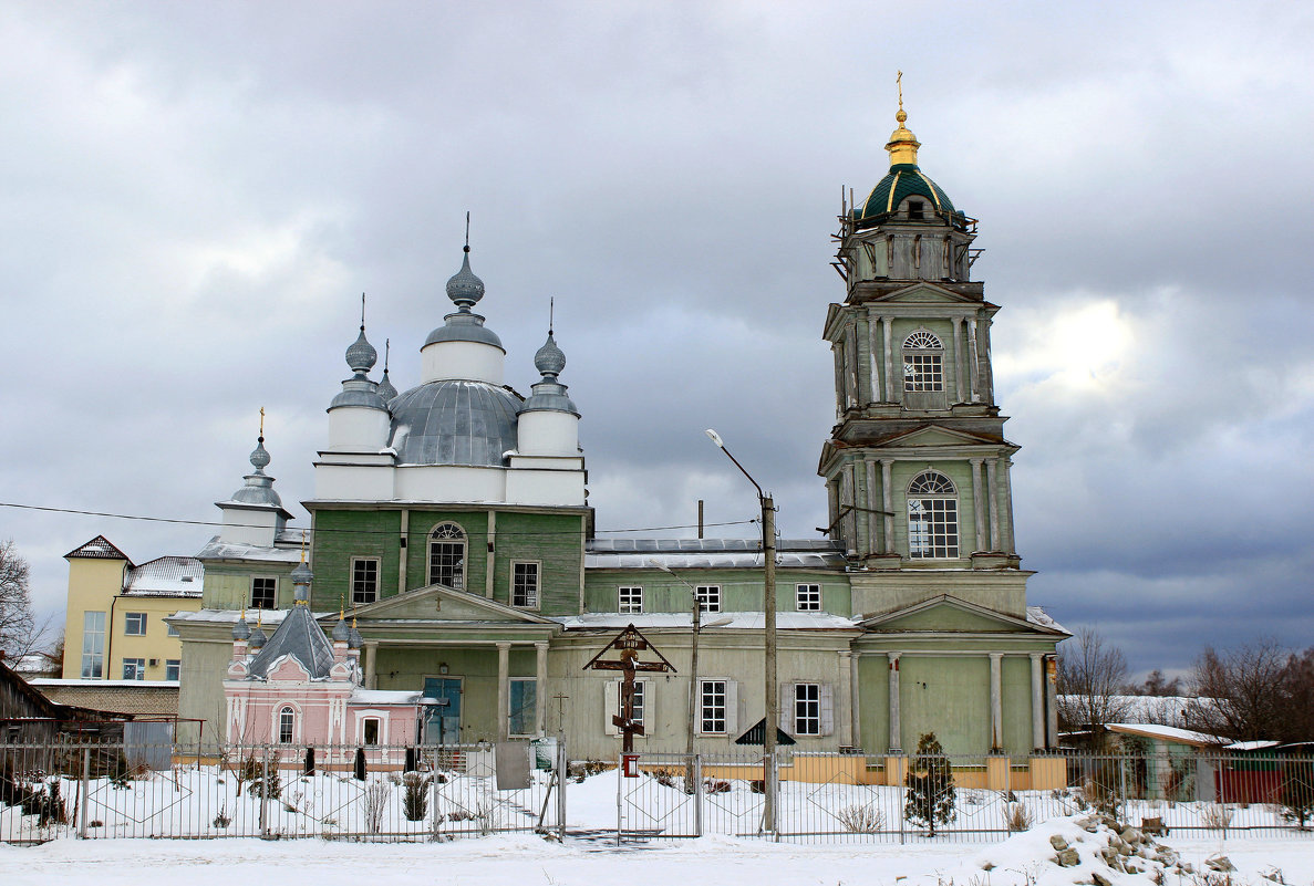Храм - Сергей