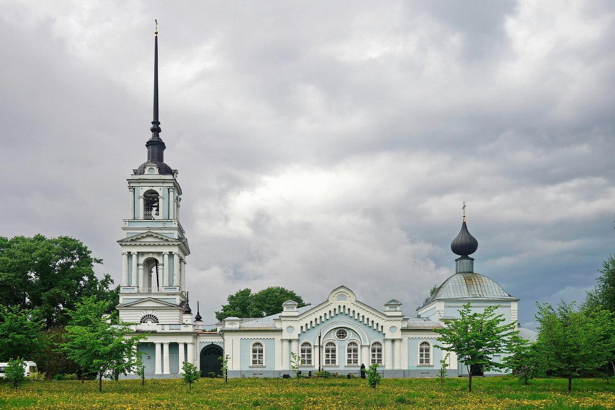 Церковь Вознесения Господня - Юрий Шувалов