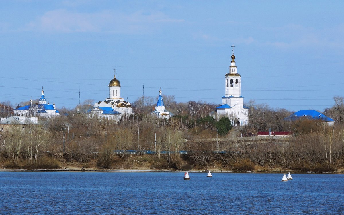 Успенский Зилантов женский монастырь - Ирина Козлова