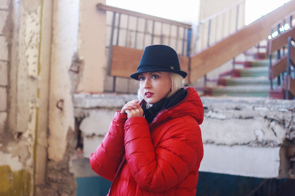 уличная фотосъемка - Виктория Беккер