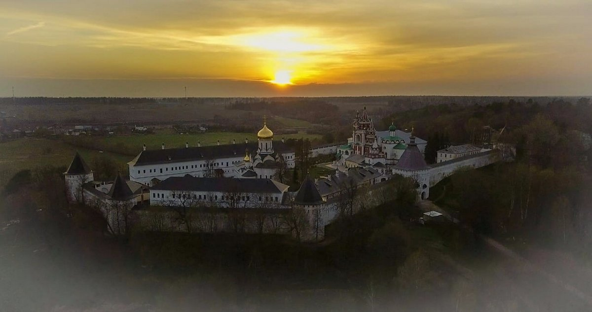 Саввино-Сторожевский монастырь - Алексей Грознов