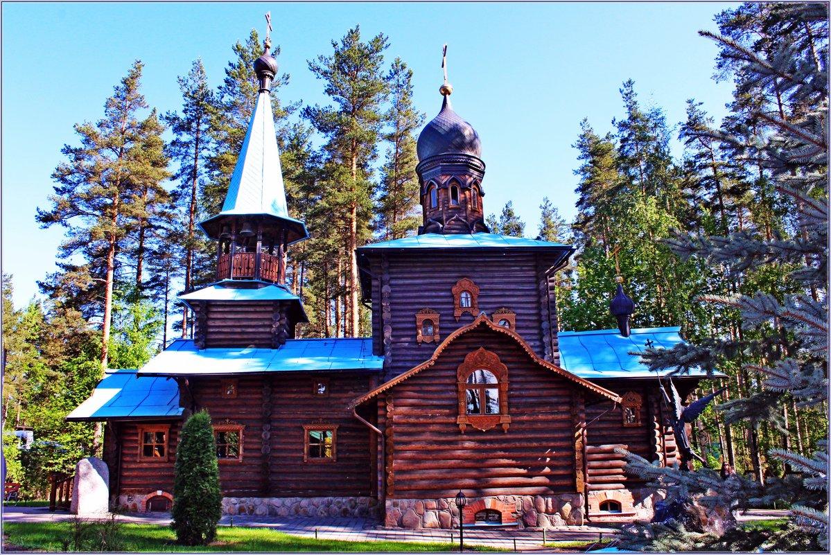 Храм у дороги... - Vladimir Semenchukov
