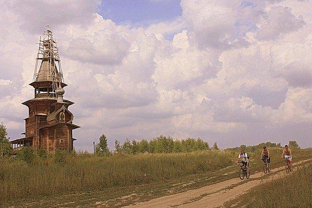 путешествие на Гремячий - Любовь