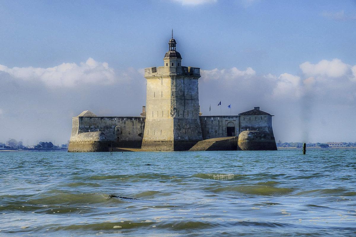 Форт Шарю или Форт Лувуа XVII век - Георгий
