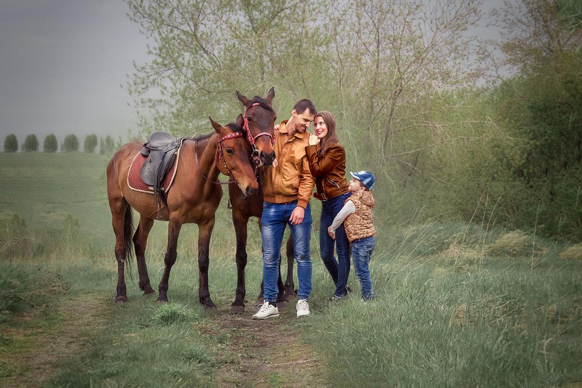 Семья - Евгения