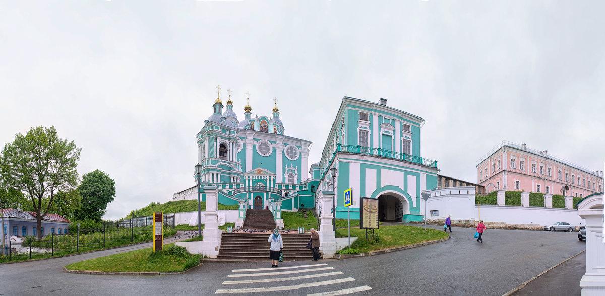Свято-Успенский Кафедральный собор. г. Смоленск. - Елена Струкова