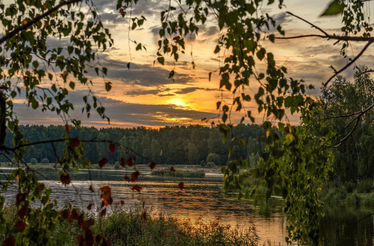 Отражение заката - Александр Попович