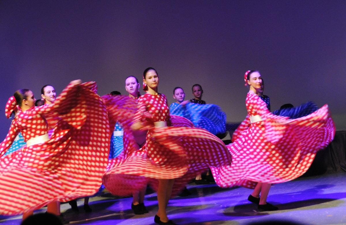 В вихре танца - lyudmila Курлова