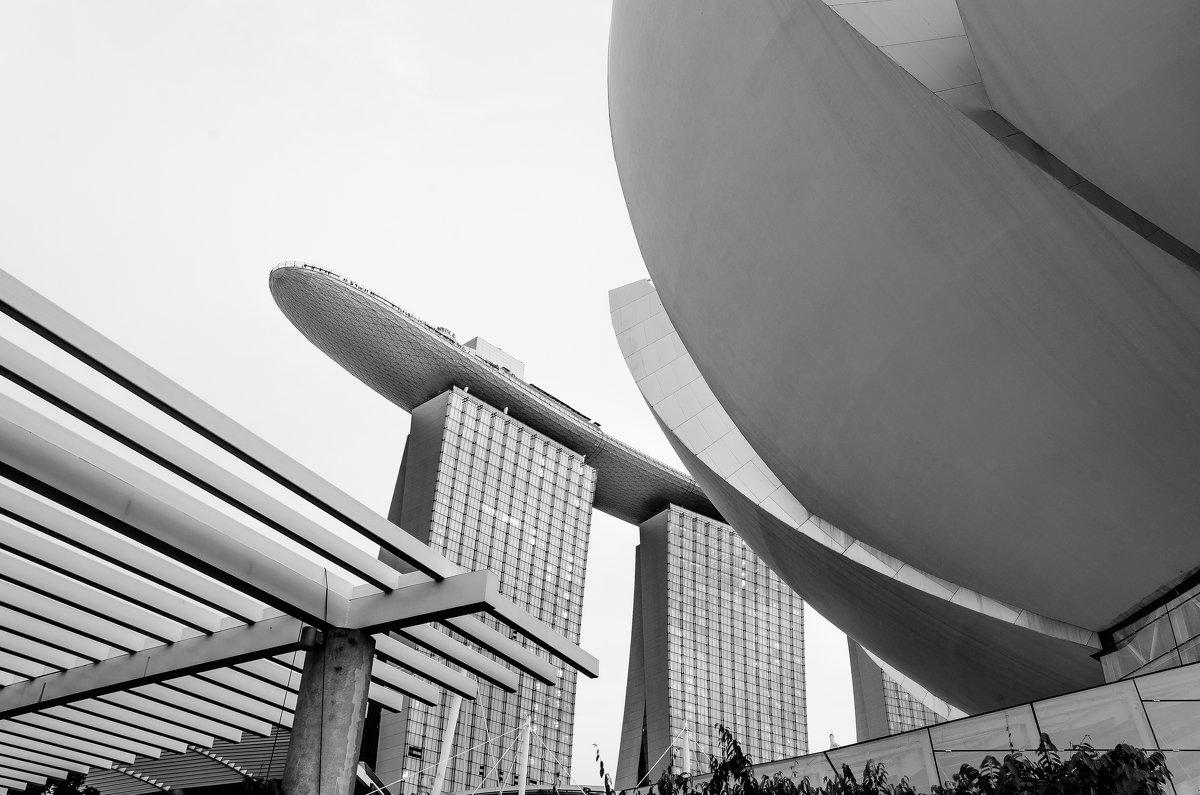 Геометрия Сингапура. - Edward J.Berelet