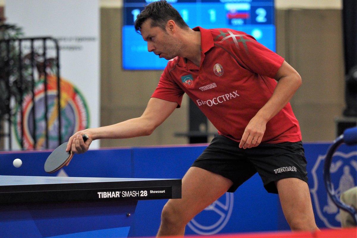 Отборочный турнир - Leonid Voropaev