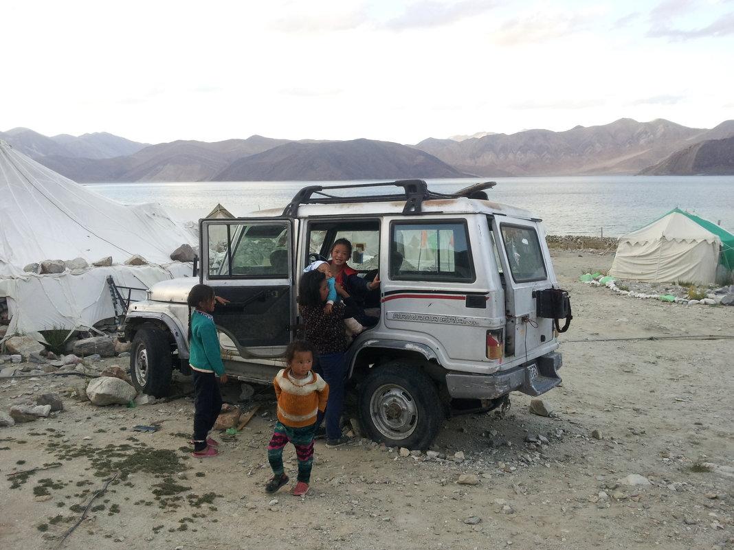 Тибетские детишки - Evgeni Pa