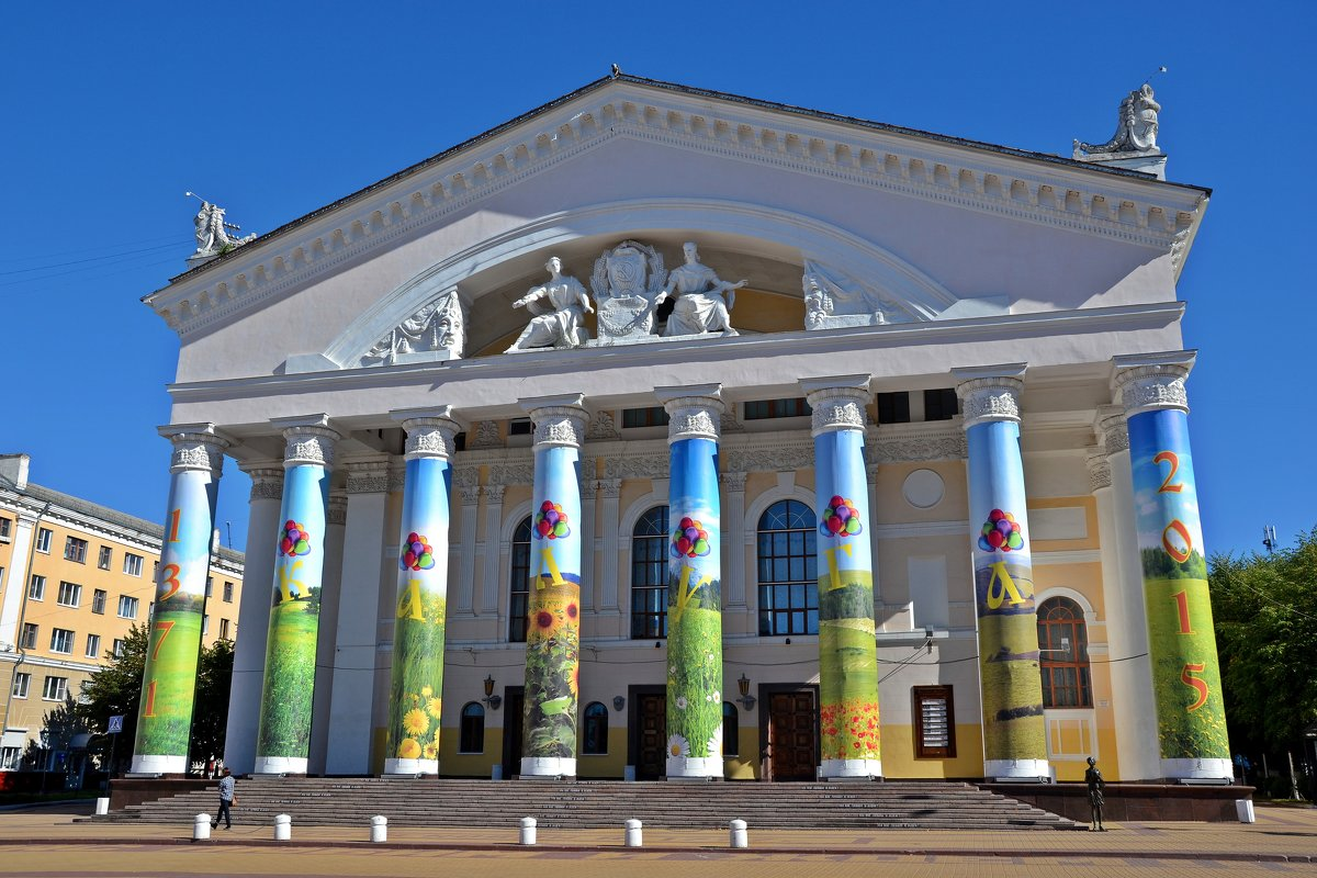 Калужский областной драматический театр - Лариса Вишневская