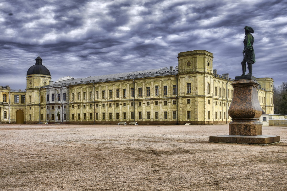 Гатчинский дворец - Георгий