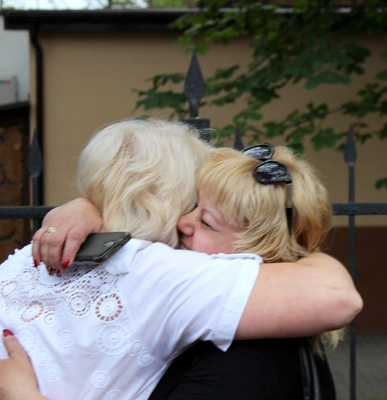 Они не виделись долгих 37 лет - Татьяна Пальчикова